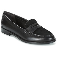Shoes Women Loafers Ralph Lauren BARRETT Black