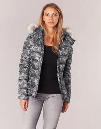 material Women Duffel coats Kaporal BASIL Grey