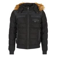 material Men Duffel coats Kaporal GERIK Black