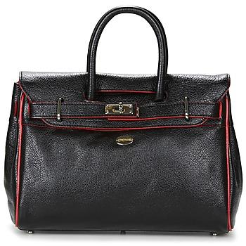 Bags Women Handbags Mac Douglas BUNI PYLA XS Black / Red