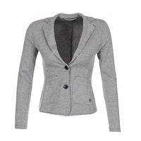 material Women Jackets / Blazers Marc O'Polo DOREA Black / White