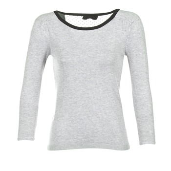 material Women jumpers Naf Naf NARIO Grey