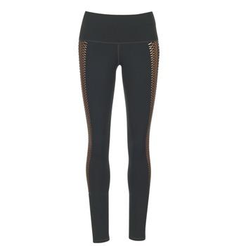 material Women leggings Puma EVERYDAY TRAIN GRAPHIC TIGHT Black