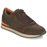 Shoes Men Low top trainers Lloyd EDWIN Brown