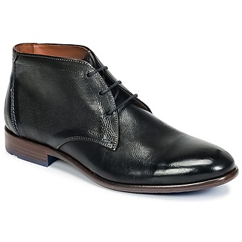 Shoes Men Mid boots Lloyd FIETE Black