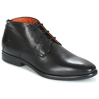 Shoes Men Mid boots Bugatti MERANE Black