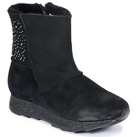 Shoes Women Mid boots Daniel Hechter MAZELA Black