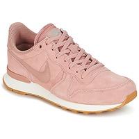 Shoes Women Low top trainers Nike INTERNATIONALIST SE W Pink