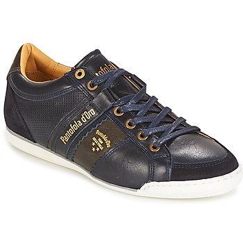 Shoes Men Low top trainers Pantofola d'Oro SAVIO UOMO LOW Blue