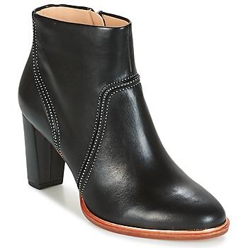 Shoes Women Ankle boots Clarks ELLIS BETTY Black