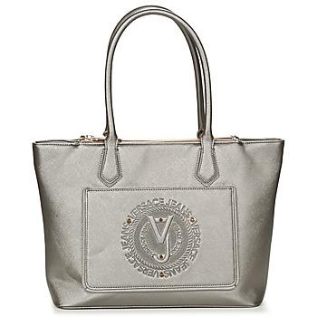 Bags Women Shoulder bags Versace Jeans ANTATAL Silver