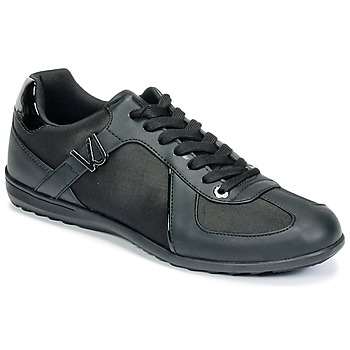 Shoes Men Low top trainers Versace Jeans DAGI Black