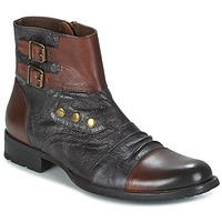 Shoes Men Mid boots Kdopa BOMBAY Brown
