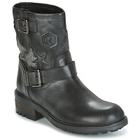 Shoes Women Mid boots Meline SCARPA Black