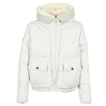 material Women Duffel coats Oxbow VRACE Ivory