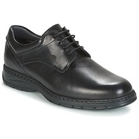 Shoes Men Derby shoes Fluchos CRONO Black