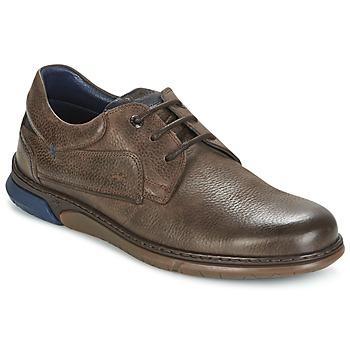 Shoes Men Low top trainers Fluchos BEAR Brown