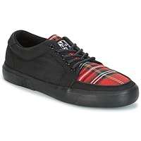 Shoes Low top trainers TUK VLK SNEACKER Black
