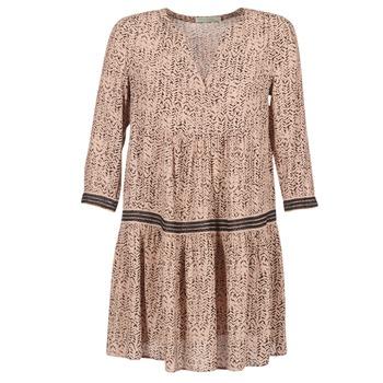 material Women Short Dresses See U Soon ROBI Pink