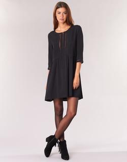 material Women Short Dresses See U Soon PODI Black