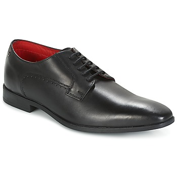 Shoes Men Brogue shoes Base London PENNY Black