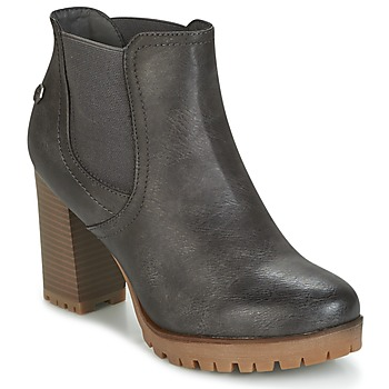 Shoes Women Ankle boots Refresh PALLOMA Grey