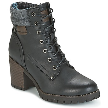 Shoes Women Ankle boots Refresh MARVILLE Black