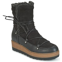 Shoes Women Snow boots Refresh GLORIA Black