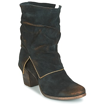 Shoes Women Boots Papucei JAYNA Black