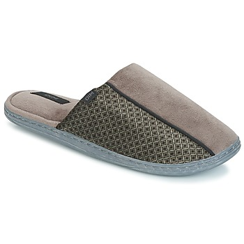 Shoes Men Slippers DIM STAN Taupe