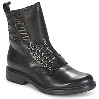 Shoes Women Mid boots Mjus CAFE Black