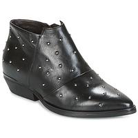 Shoes Women Low boots Mjus CHRISSIE STUD Black