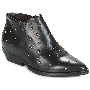 Shoes Women Low boots Mjus CHRISSIE STUD Black
