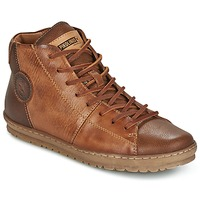 Shoes Women High top trainers Pikolinos LAGOS 901 Brown