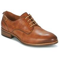Shoes Women Derby shoes Pikolinos ROYAL W4D BEIGE