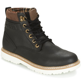 Shoes Men Mid boots Kappa WHYMPER Black / Brown
