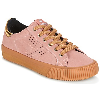 Shoes Women Low top trainers Victoria DEPORTIVO SERRAJE Pink