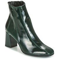 Shoes Women Ankle boots Paco Gil WINNER Green / Dark
