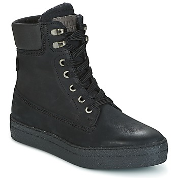 Shoes Women High top trainers Bullboxer GANDIA Black