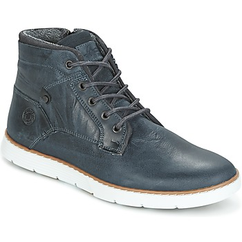 Shoes Men High top trainers Bullboxer BERNIE Blue