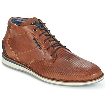 Shoes Men Mid boots Bullboxer FILAT COGNAC