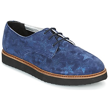 Shoes Women Derby shoes Ippon Vintage JAMES SKY Marine