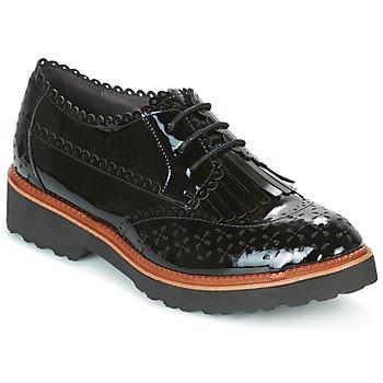 Shoes Women Derby shoes Mam'Zelle ROSEAU Black