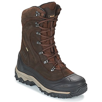Shoes Men Snow boots Meindl GARMISCH PRO GTX Brown
