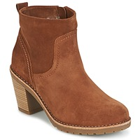 Shoes Women Ankle boots Panama Jack ARLES Brown