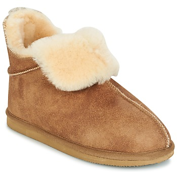 Shoes Women Slippers Shepherd DANA Brown