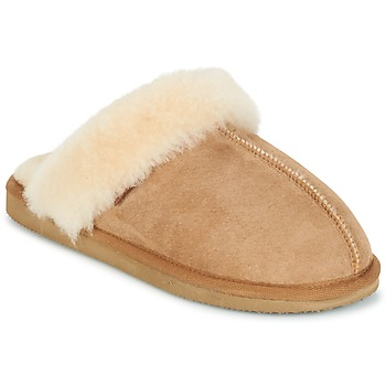 Shoes Women Slippers Shepherd JESSICA Brown