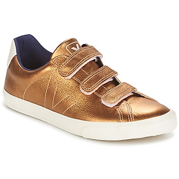 Shoes Women Low top trainers Veja 3 LOCK Amber