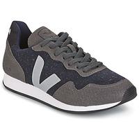 Shoes Women Low top trainers Veja SDU Grey / Dark