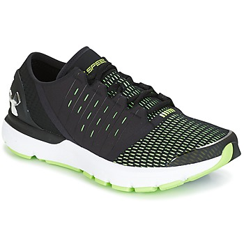 Shoes Men Running shoes Under Armour UA SPEEDFORM EUROPA Black